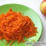 Салат из моркови по-корейски