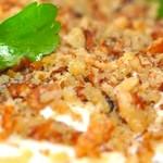 Мужской салат с ветчиной и шампиньонами