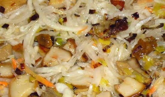 рецепты салатов с груздями солеными