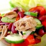 Рецепты пп салатов для похудения