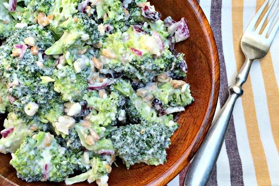 Салат с брокколи и кукурузой рецепт с фото очень вкусный