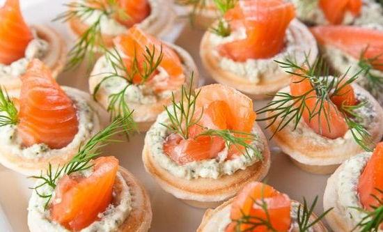 Рецепты самых вкусных и простых закусок на праздничный фуршет